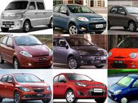 Confira quais são os carros mais baratos do Brasil