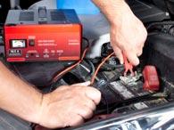Elétrica de automóveis